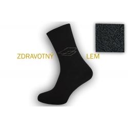 Pánske ponožke s extra širokým lemom