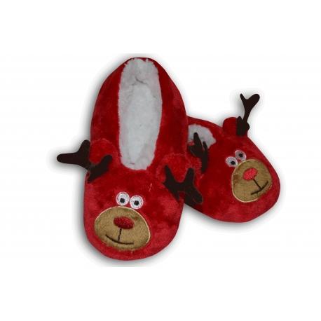 Detské papuče so sobíkom