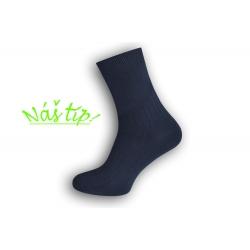 90%-né pánske ponožky –tmavo- modré
