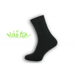 Klasické pánske ponožky – jedľovo zelené