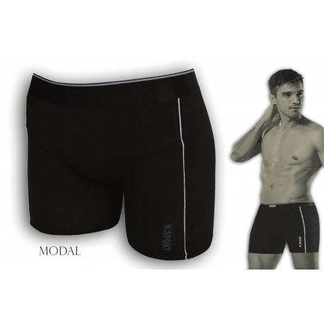 Čierne boxerky na šport