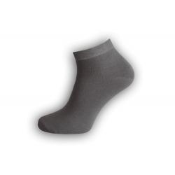 IBA 43-46! Jedinečné sivé bambusové ponožky