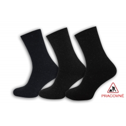 IBA 40-43! Dobré pracovné pánske ponožky