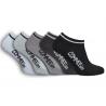 90%-né bavlnené pánske ponožky - 5-párov