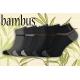Bambusové páske ponožky - 5 párov