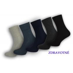Najpredávanejšie zdravotné pánske ponožky 5-balenie