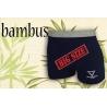 Nadrozmerné bambusové tm.modré boxerky