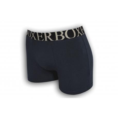 Kvalitné pánske bavlnené boxerky s gumou