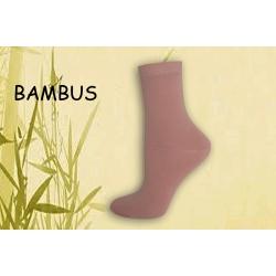 IBA 35-38! Púdrové bambusové ponožky