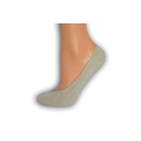 Telové balerínkové ponožky