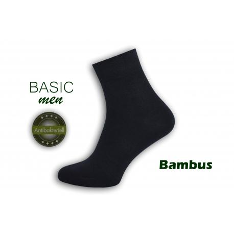Najkvalitnejšie bambusové pánske ponožky – modré