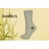Dámske antibakterialne bambusové ponožky
