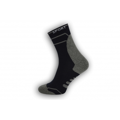 Športové ponožky Dynamic - tm.modré