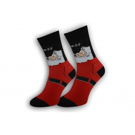 Pánske tenké vianočné ponožky