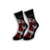 Pánske vtipné ponožky s Mikulášom