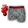 Vianočné kvalitné boxerky s postavičkami