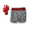 Detské vianočné boxerky s postavičkami