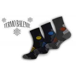 IBA 44-47! Výhodné troj-balenie funkčných ponožiek