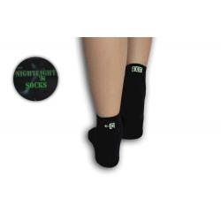 Čierne dámske ponožky - EXIT