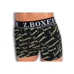 SUMMER. Pánske boxerky s popismi