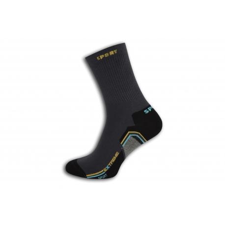Bavlnené pánske športové ponožky - extreme