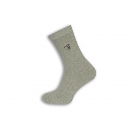 Fashion pánske sivé ponožky