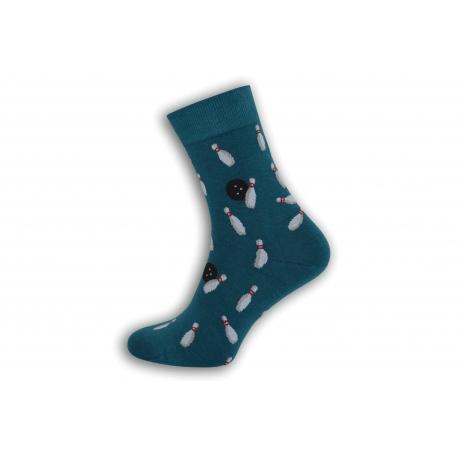 Pánske ponožky s kuželkami