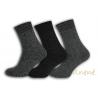 Ovečky. Vlnené pánske ponožky - 3-páry
