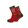 Vyber si svojho Elfa. Vianočné pánske ponožky