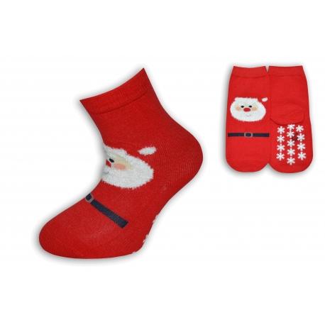 Vianočné ponožky pre deti s Mikulášom