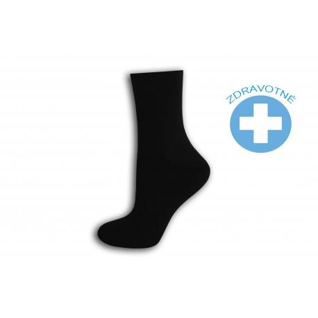 Najobľúbenejšie čierne zdravotné ponožky