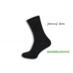 Dokonalé pánske ponožky k obleku - šedé