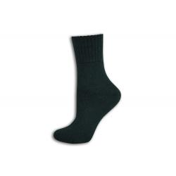 Jedľové dámske vlnené ponožky