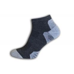 Lacné bambusové pánske ponožky