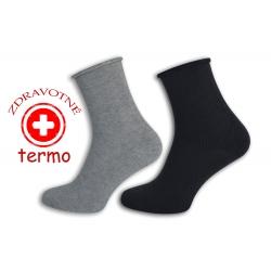 Teplé zdravotné pánske ponožky. 2-páry