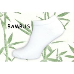 Bambusové členkové ponožky