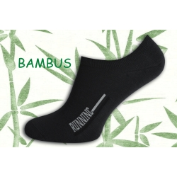 NOVINKA. Extra nízke bambusové ponožky