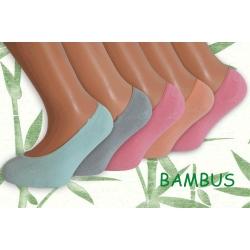 5-párov. Detské bambusové ponožky na leto