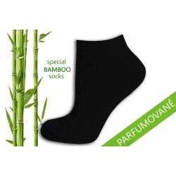 Výnimočné bambusové dámske ponožky